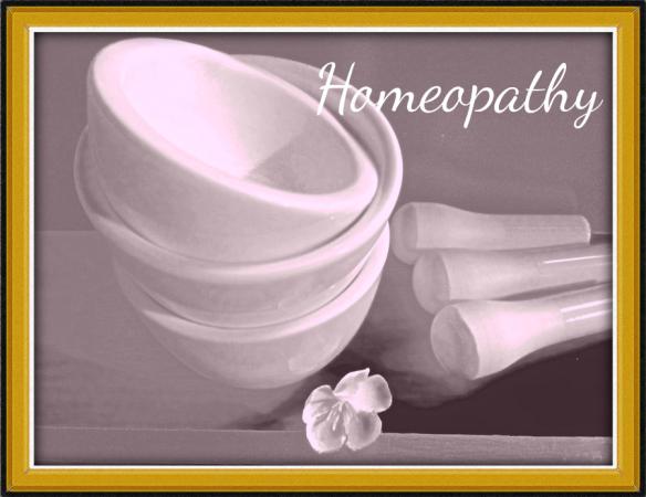 Homeopathy | Homeopathyginatyler's Blog
